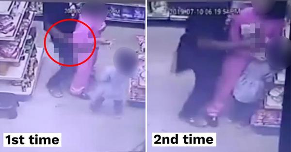 Chưa đầy 1 phút, bé gái bị kẻ biến thái sờ soạng, tấn công vùng nhạy cảm 2 lần, hành vi đồi bại được ghi lại khiến dân mạng bức xúc-1