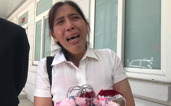 Vụ án mẹ đẻ, bố dượng bạo hành bé gái 3 tuổi tử vong: Cháu bị đối xử quá tàn nhẫn và độc ác mà tôi không hề hay biết-1