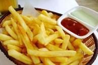 Chiên khoai tây bao năm không thể giòn, nhanh ỉu hóa ra là thiếu bước cơ bản này!