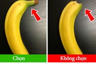 Đi chợ hay siêu thị có 11 cách cực nhanh nhận biết thực phẩm tươi ngon hay không