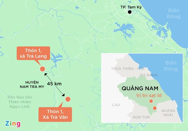 Sạt lở đất ở Quảng Nam vùi lấp 53 người, tìm thấy 11 thi thể-4