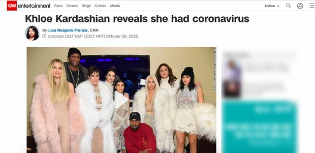 Khloe Kardashian xác nhận nhiễm COVID-19 giữa lúc Kim và gia đình bị chỉ trích vì tiệc tùng giữa mùa dịch-4