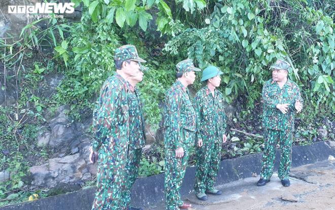 Cả nhà bí thư xã Trà Leng mất tích trong vụ sạt lở vùi lấp 53 người ở Quảng Nam-1