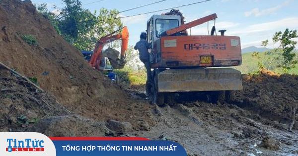 Cả nhà bí thư xã Trà Leng mất tích trong vụ sạt lở vùi lấp 53 người ở Quảng Nam
