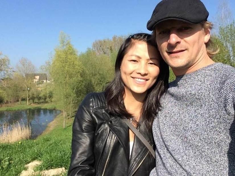 Sau 1 năm ly hôn, cô bé HMông có tình mới là doanh nhân người Mỹ-1