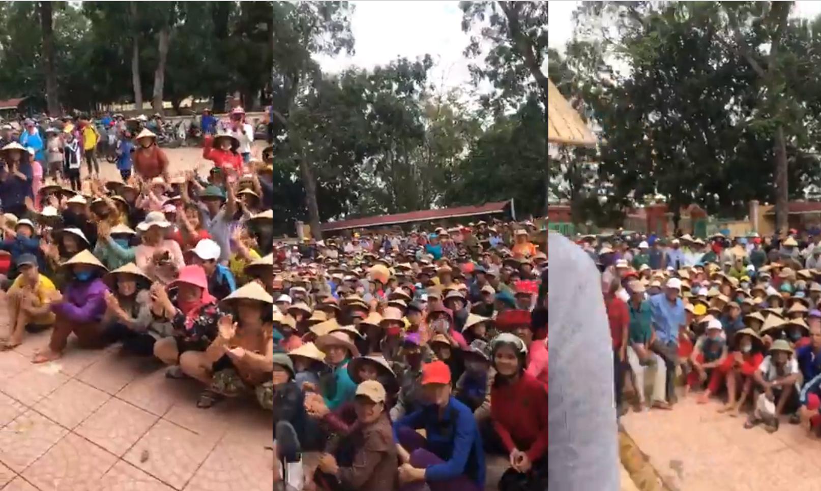 Thủy Tiên chiều ngày thứ ba cứu trợ miền Trung ngập lụt: Tình hình trật tự khó kiểm soát-1