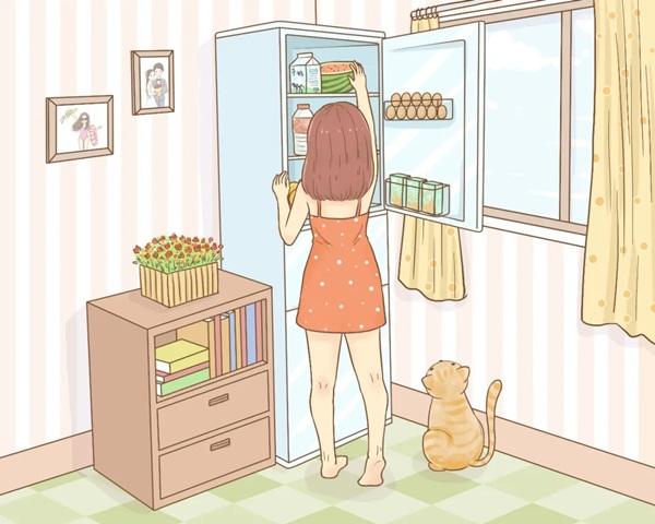 Sử dụng tủ lạnh theo cách này, không chỉ làm hỏng tủ mà còn ngốn điện hơn cả điều hòa-1