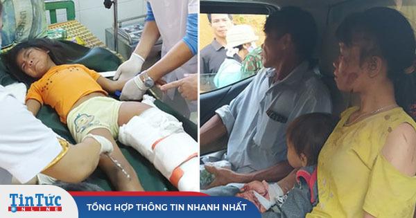 Người thoát chết từ vụ sạt lở ở Trà Leng kể lại thời khắc cả quả đồi đổ ập xuống