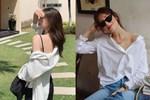 Sơ mi trắng – item kinh điển nhưng muốn mặc đẹp thì không phải nàng công sở nào cũng biết