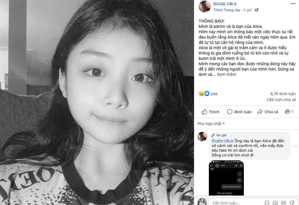 Xôn xao thông tin hiện tượng mạng Elodie Alice qua đời vì trầm cảm tại Úc: Người hâm mộ xót thương-1