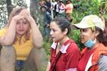 Clip: Xuất hiện vết nứt dài 200m trên núi Tà Bang, Quảng Trị, di dời dân khẩn cấp-2