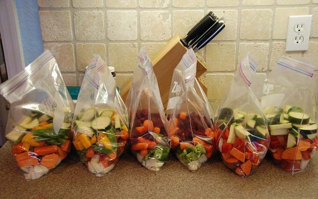 Chỉ với vật dụng quen thuộc này, chị em có thể bảo quản rau củ trong tủ lạnh cả 1 tuần, đảm bảo rau vẫn tươi xanh như vừa mới mua!-3