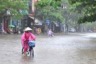 Dự báo thời tiết 30/10, Bắc Bộ có nơi dưới 17 độ, Trung Bộ mưa to