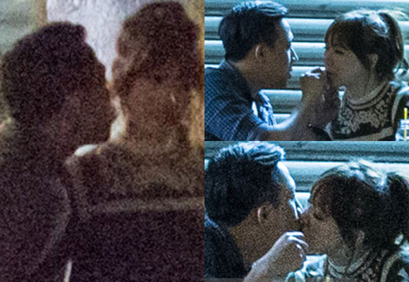 Lần đầu Trấn Thành tiệt lộ sự thật đằng sau ảnh paparazzi hôn nhau ở vỉa hè 4 năm trước-2