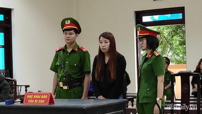 Mẹ mìn bắt cóc bé trai ở Bắc Ninh bị tuyên phạt 5 năm tù giam-6