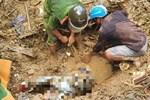Vụ sạt lở kinh hoàng khiến 8 người tử vong ở Trà Vân: 4 người trong 1 gia đình đều tử nạn, hình ảnh nấm mồ chung khiến nhiều người xót xa-2