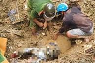Sạt lở đất ở Quảng Nam: Còn 24 người mất tích, đã tìm thấy 21 thi thể, trời mưa trở lại