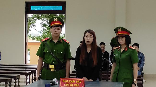 Mẹ mìn bắt cóc bé trai ở Bắc Ninh bị tuyên phạt 5 năm tù giam-5