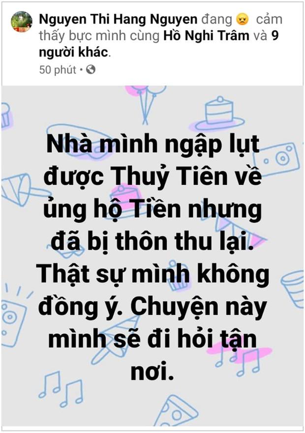 UBND huyện xác nhận có vụ việc người dân bị thu lại tiền được Thủy Tiên hỗ trợ-1