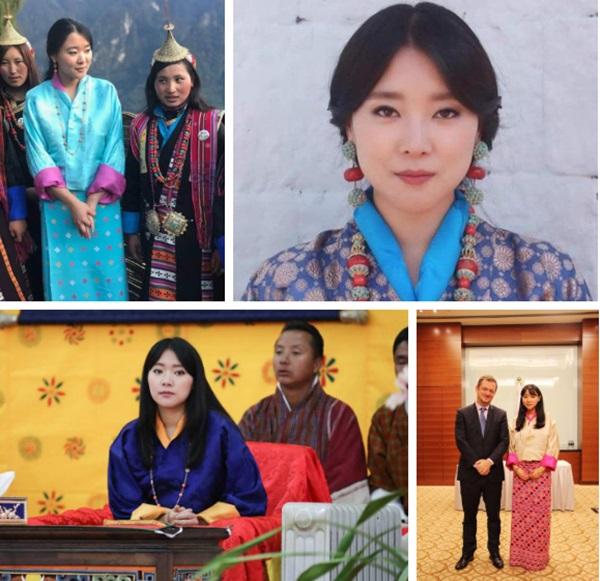 Nàng công chúa vạn người mê của Bhutan từng làm chao đảo MXH bất ngờ lên xe hoa, nhan sắc đôi tân lang tân nương gây chú ý-3