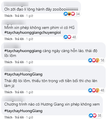 Làn sóng tẩy chay Hương Giang ngày càng dữ dội, khán giả tấn công show Chị em chúng mình, đòi thay người vì không thích nghe đạo lý-4