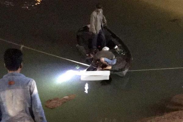 Nữ sinh lớp 12 nhảy sông tự tử sau khi bị mẹ mắng-1