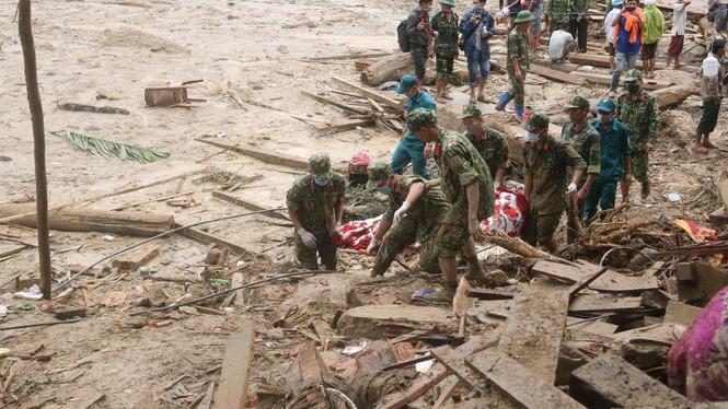 Người mẹ mất 3 con trong vụ lở núi Trà Leng: Sữa căng tức mà con không còn-3