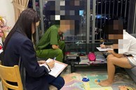Đúng như tuyên bố, Hương Giang cùng công an tới đối chất với thành viên trong group anti-fan