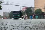Dự báo thời tiết 31/10, Nghệ An đến Phú Yên có nguy cơ ngập lụt