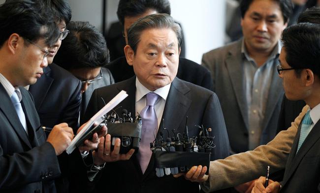 Đang được lan truyền rộng rãi nhưng đây mới là sự thật về bức thư cuối cùng của cố Chủ tịch tập đoàn Samsung-1