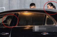 Có một chàng trai trẻ ngồi trên ghế lái chở Lệ Quyên ra về, không ai khác chính là Lâm Bảo Châu.