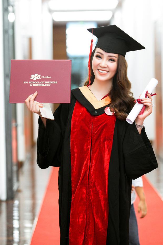 Sao Việt khiến fan nở mũi vì sở hữu học vị danh giá: Hoàng Thùy Linh có ý định học lên Tiến sĩ, Lê Âu Ngân Anh làm Thạc sĩ khi mới 24 tuổi-2