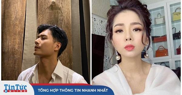 Người mẫu điển trai Lâm Bảo Châu dính nghi án 'tình tin đồn của Lệ Quyên'là ai?