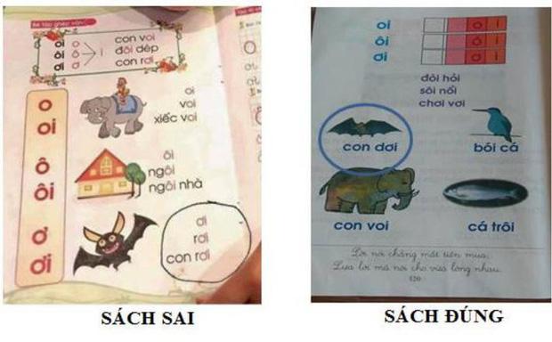 Lại hoang mang chuyện sách giáo khoa lớp 1 dạy trẻ đọc con dơi thành con rơi nhưng sự thật phía sau mới làm phụ huynh ngã ngửa-2