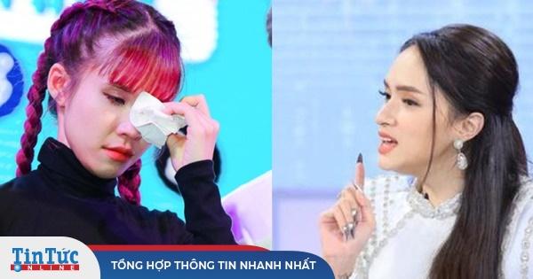 Hương Giang chê Khởi My trình độ nói tiếng Anh, 6 năm sau chính cô bị dính phốt