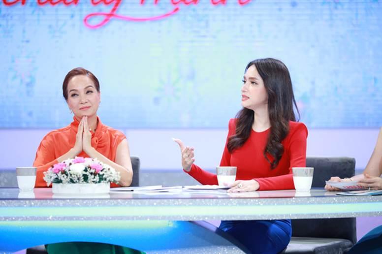 Lý do khiến Hương Giang bị mắng là nữ hoàng đạo lý, toàn phát ngôn gây tranh cãi, đến Lê Hoàng còn lắc đầu phản đối-8