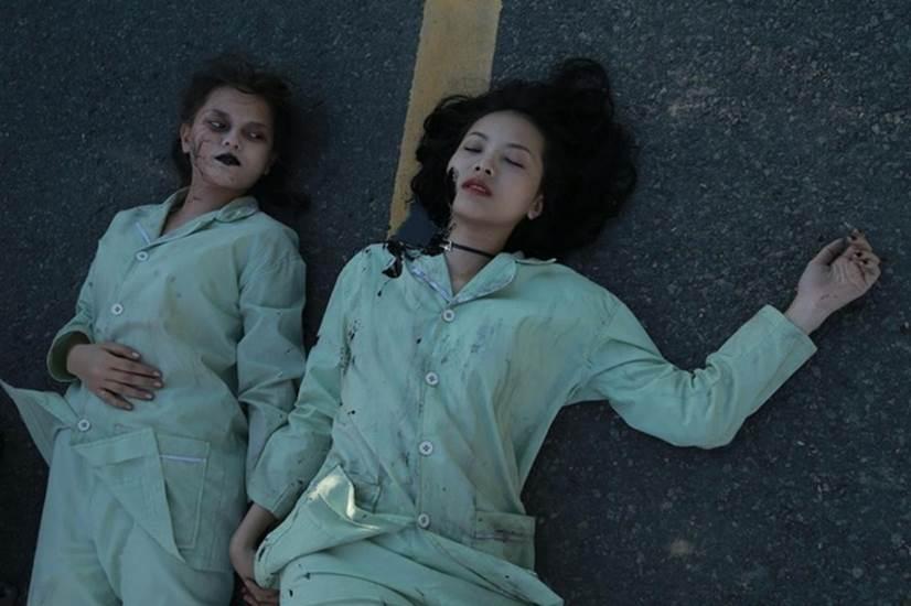 'Thang máy' - phim kinh dị Việt rập khuôn và phi lý-4
