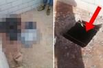 Người đàn ông bất ngờ tự sát trước bệnh viện, lời kể của 2 con hé lộ tội ác man rợ khác đằng sau với cái cống chứa đầy máu