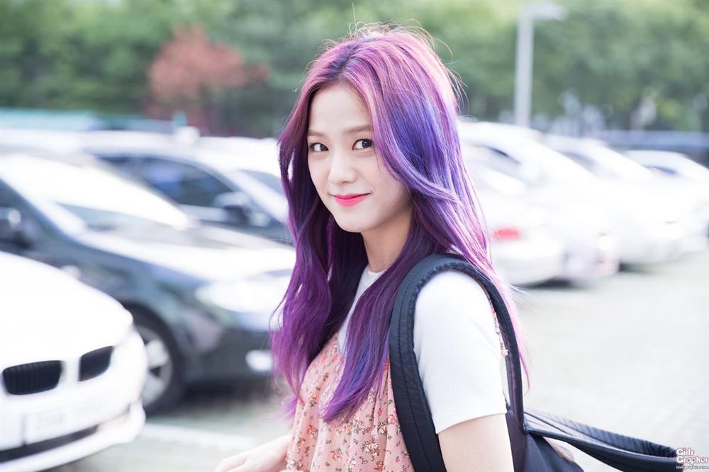 Mỹ Tâm - Hari Won - Quỳnh Anh Shyn đu trend tóc tím nhưng chặt chém nổi dàn idol Hàn-6