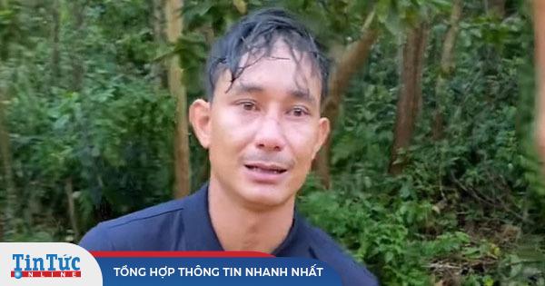 Người đàn ông bật khóc xin đi nhờ tới bệnh viện gặp vợ con: Em không cần tiền