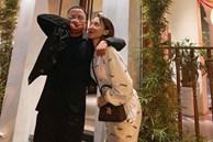 Khoảnh khắc tình tứ hiếm hoi của Tóc Tiên và Hoàng Touliver được bạn thân chia sẻ: Giản dị mà hạnh phúc quá đỗi!