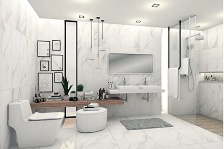 Đặt nhà vệ sinh theo nguyên tắc vàng, gia chủ làm gì cũng thuận lợi dễ dàng thăng tiến