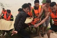 Vớt được 5 thi thể trong nước lũ ở Nghệ An
