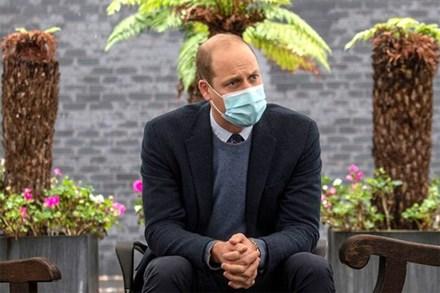 Hoàng tử William từng nhiễm COVID-19 nhưng phải giữ bí mật