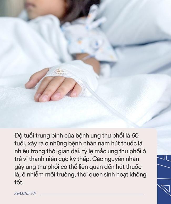Bé trai 12 tuổi bị ung thư phổi giai đoạn cuối, nguyên nhân là do những thói quen xấu rất nhiều trẻ hiện nay đang mắc phải-4