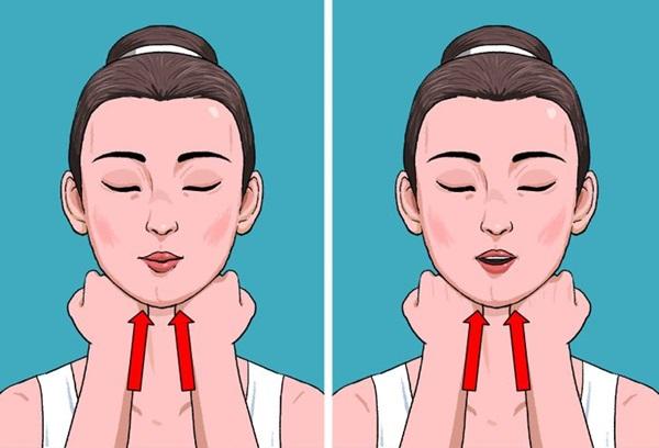 5 bài tập giúp bạn định hình lại cơ hàm mà không cần phẫu thuật thẩm mỹ-2