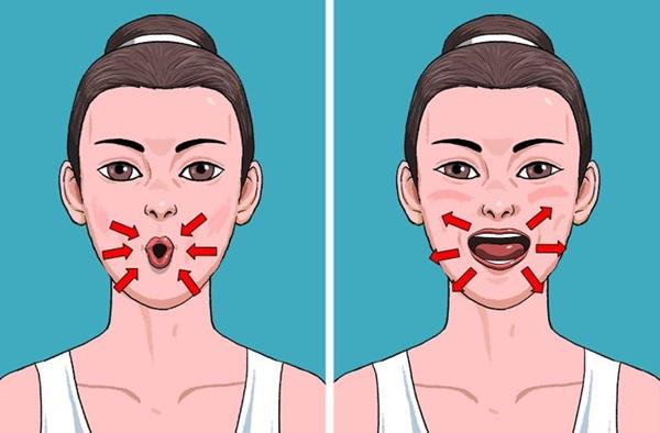 5 bài tập giúp bạn định hình lại cơ hàm mà không cần phẫu thuật thẩm mỹ-4