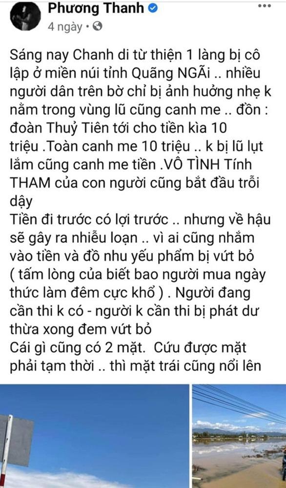 Sở TT&TT TP.HCM làm việc với Phương Thanh sau phát ngôn về từ thiện-2