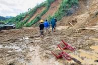 Tìm thấy thi thể Phó Bí thư Xã Đoàn bị núi lở vùi lấp khi đi giúp dân chống bão số 9