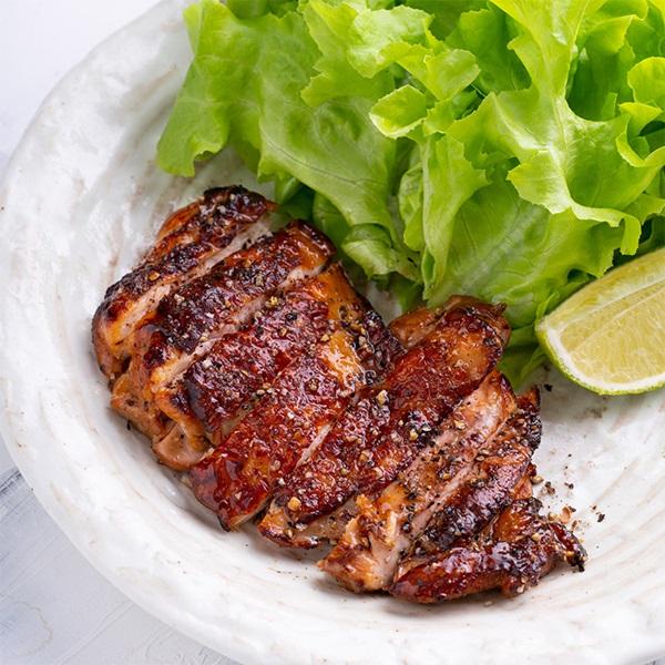 Cách ướp gà nướng muối ớt ngon giòn, có thể làm tại nhà với các bước đơn giản-2